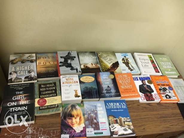 Books for sale or Exchange