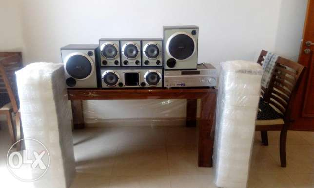 Sony home theater component system