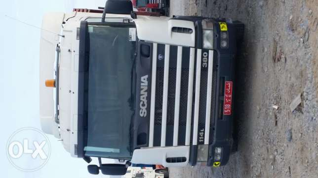 Scania unat for sale modal 2000