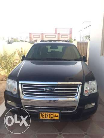 FORD Explorer XLT, 4WD, Model 2010 (purchased 2011), 163000 kms driven
