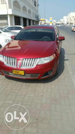Lincoln M K S sunroof 2 السيب -  1