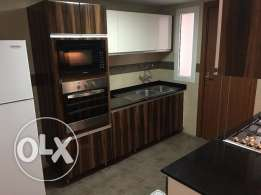 very good furnished flat for rent in al ozeiba in al ozeiba mall with