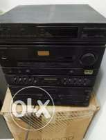 Home Audio Kenwood RX-23 system & speakers nos. - 8ohms