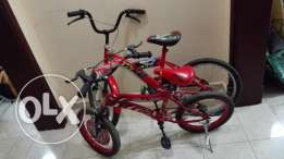 Urgent both cycles for sale
