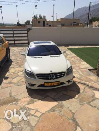 Mercedes CL55 AMG 2008 excellent condition top range مسقط -  2