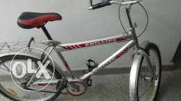 Philips bicycle with lock