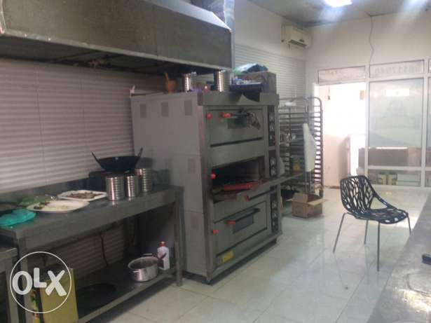 مقهى للإجار for rent coffeeshop بركاء -  2