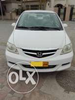Automatic Honda City2006 mdel