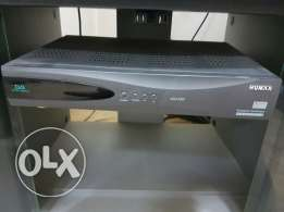 Sale of Humax Receiver & 2 dish antenna with LNB