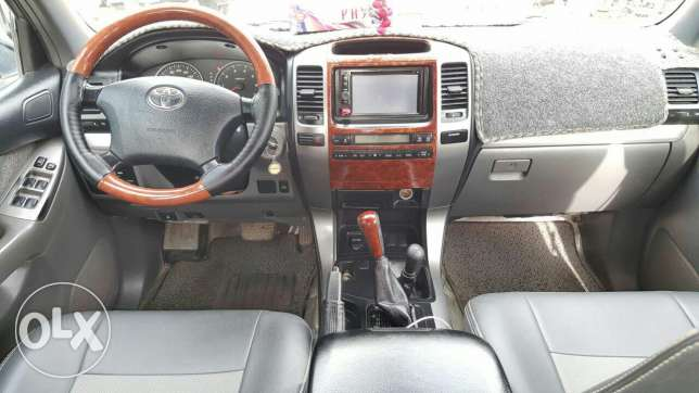 Toyota Very good condition السيب -  5
