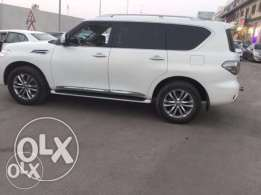 Nissan Patrol Model 2012 Platinum for sale