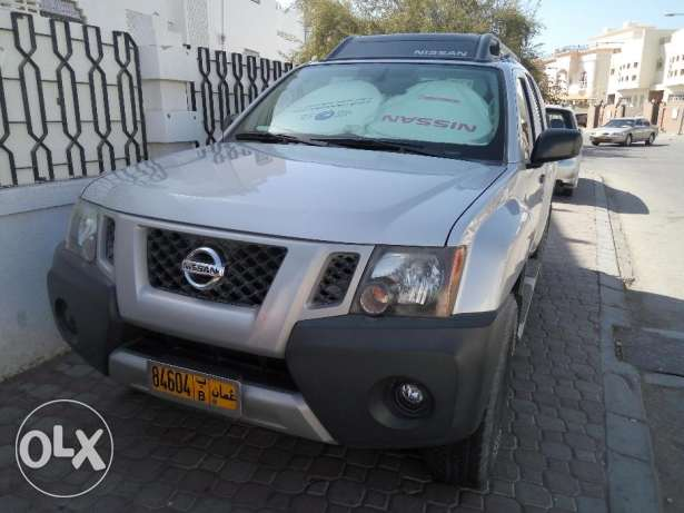 Nissan Xterra 2014 model for sale in excellent condition