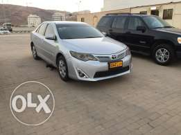 Toyota Camry - 2012 model - silver color