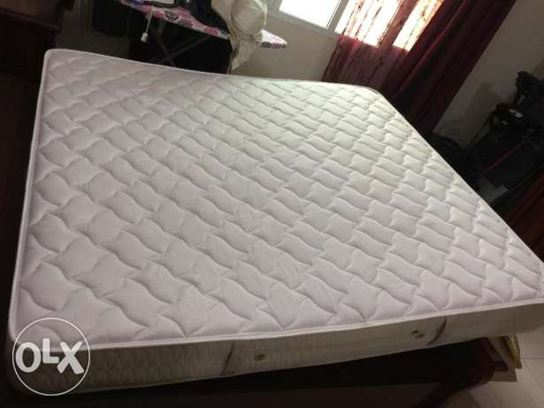 King Size Deluxe Spring Mattress(180x200) from Medical Mattress World