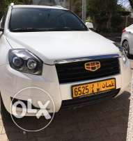 Geely Emgrand X7 2016 Model