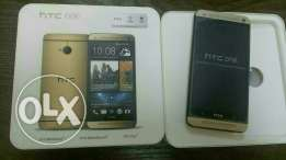 Htc one m7 32gb LTE new never used good price