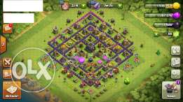 Cheap COC TH9 TownHall 9 Clash of Clan