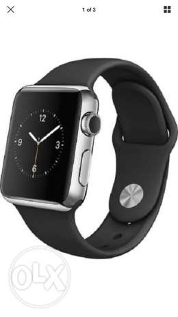 Apple Watch Stainless still sport band 42mm