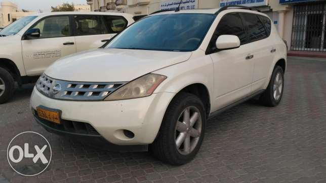 Nissan Murano For Sale NEGOTIABLE