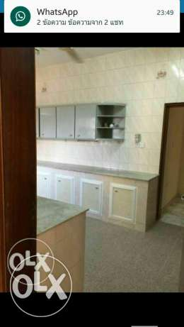 for lady or family in Alkhwair (hall+bedroom+bathroom+big kitchen) مسقط -  3