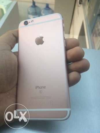 iphone 6s 128gb very good condition