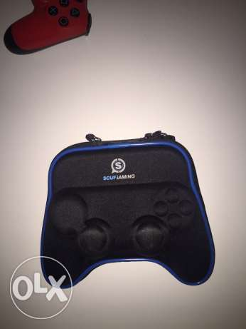 Scuf Infinity+Protection case مسقط -  5