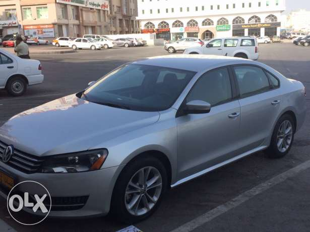 Brand New Condition VW Passat with low mileage مسقط -  5