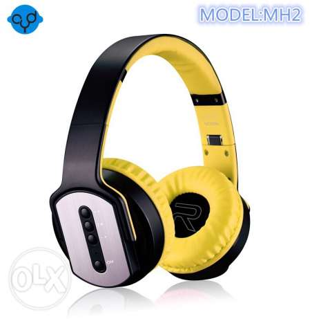 Bluetooth headphones and speaker 2in1 sodo