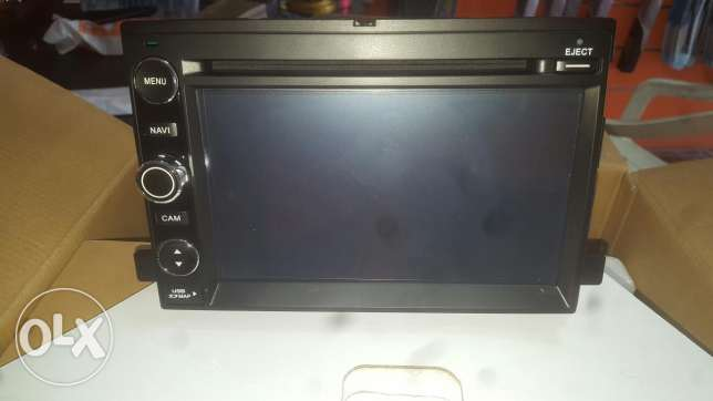 ford expelorer / f150 / expedition dvd gps unit مسقط -  1