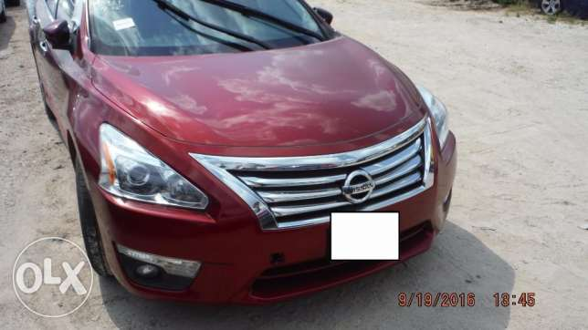 Full option 2013 Nissan Altima Imported (PRICE NEGOTIABLE!) مسقط -  4