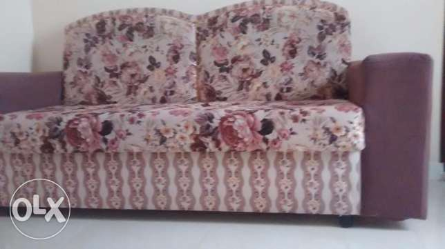 Sofa - 3 Seater - Good conditon - For immediate sale