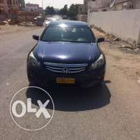 Honda Accord 2012 model full automatic for sale or swap