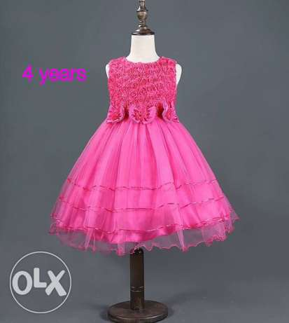 Girls Dresses - 4 years