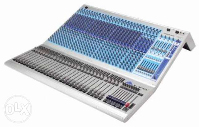 professional 32 channel mixer
