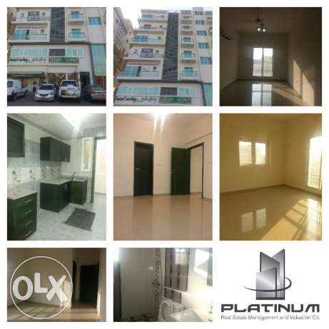 2BHK Apartment FOR RENT Bausher beside Costa Coffee Bldg. pp21