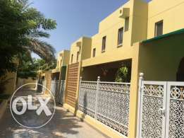 M Q Unieq 3BHK compound villas for rent.