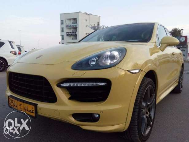 Purchase Cayenne S full GTS Kit from manufacturer special very clean