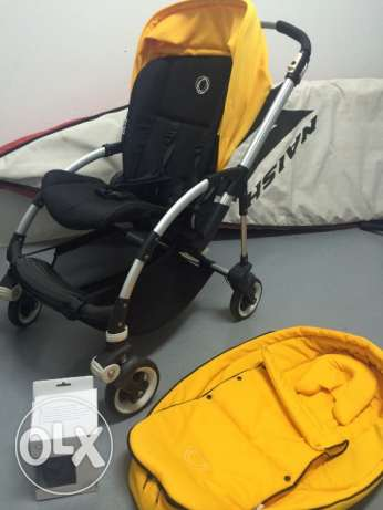 Bugaboo bee in excellent confition مسقط -  1