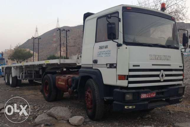 Renault Prime mover