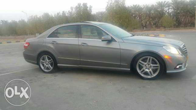 Mercedes E 350 very clean model 2011 بوشر -  3