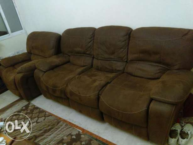Sofa couch for sale مسقط -  3