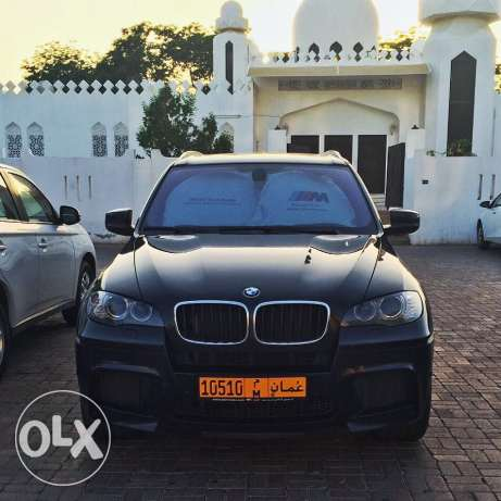 BMW X5 M, GCC 60,000km 2012