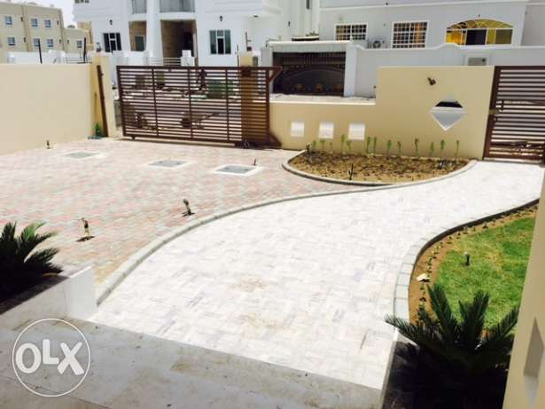 Villas for Sale Zia Al khoud 5BR Private vilas for sale مسقط -  7
