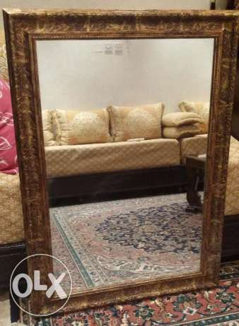 Wall mirror for sale - Wood Frame