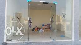 Shops for rent in al-misfah in front of Al Assar Electric LLC