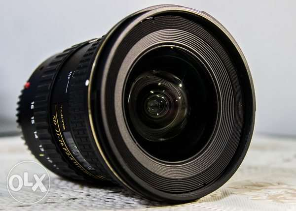 Tokina 11-16mm f2.8 Ultra wide Lens for Canon مسقط -  3