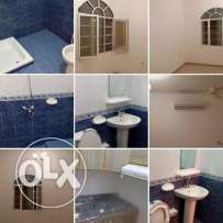 1 BHK For Rent in Alkhawir Behind Platinum Hotel -Bedroom -Hall