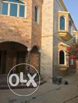 amazing villa for rent in alqurom p.d.o street