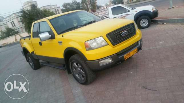 Ford FX4 //150 OFF RORD