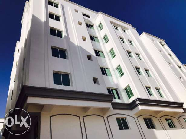 KL17-Brand New 1BHK Appartment in MBD Ruwi, Near NBO Bank